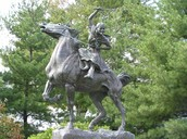 Statue of Sybil