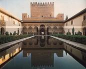 El Patio de la Alhambra