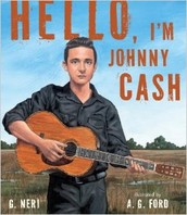 Hello I'm Johnny Cash by G. Neri