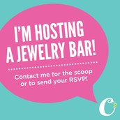 "Your Invited to a Jewelry Bar ""party"""