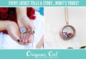 I am so excited to introduce you to 'Origami Owl Custom Jewelry'!
