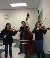 Junior Eastern Regional Orchestra