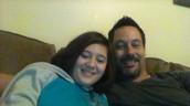 Chloe and Paul Yarbrough