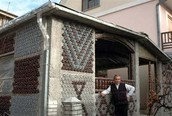 Plastic bottle homes fore sale in Nigeria