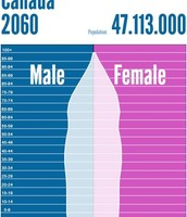 Population Pyramid in 2060