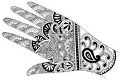 Join our Mehndi Classes to design more and turn your passion into profession