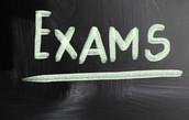 ~First Semester Exam Schedule~