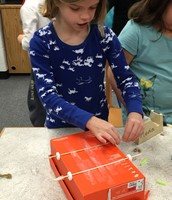 Building Cars in 3rd Grade
