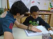 Helping Little Kids