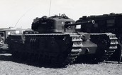 Churchill Tank Mark 1