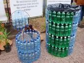 Reutilizar residuos inorgánicos