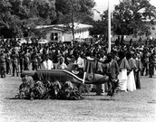 Vanatua gained independence. July 30th, 1980