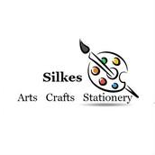 Silkes Arts Crafts Stationery