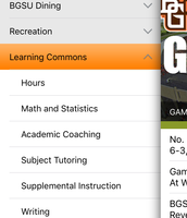 BGSU Campus App