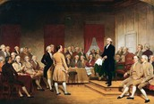 The constitutional convention occurred on my birthday (1787)