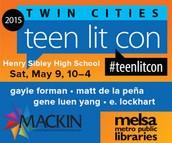 2015 Teen Lit Con (Twin Cities)