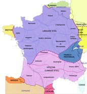 Dialects in France