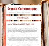 Central Communique