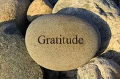 Character Trait for the Month: Manners & Gratitude
