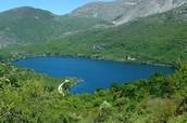 The L Shaped Lake