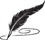 Josephine's Feather Pens