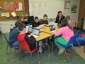6th Grade LA Students R-A-C-E to Writing