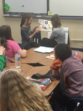 Intermediate Students Take on Leadership Roles
