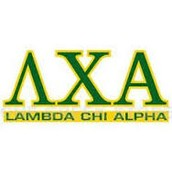 Lambda Chi Alpha Scholarship - $500