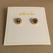 SOLD / Vintage Studs - $10