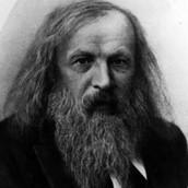 Portrait of Dmitri