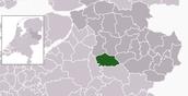 Map of Deventer