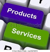 Who produces the goods and services?