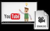 Un sólo click para exportar a Youtube!!!