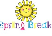 Spring Recess - No School / Office Closed  - March 21-25