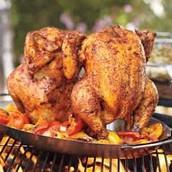 de inicio de nuestro famoso pollo mundo