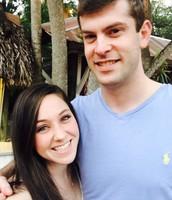 Lindsay and her husband