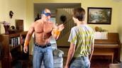 John Cena as an Actor