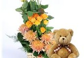 SEND Flowers All India by Country Flora