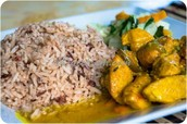 Curry Chicken Tuesday