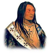 Yankton Sioux Tribe's Chief.