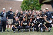 District & Sectional Softball Champs