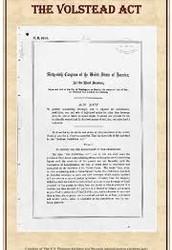 24. Volstead Act