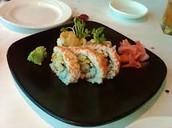 Lobster Tempura Roll