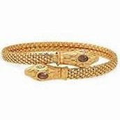 Serpent Bangle was £40 now £15