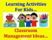 Lots of Classroom Management Resources, too!