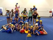 Parent Meeting & Bling Party!