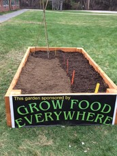 Grow Food Everywhere! Preschool Family Garden Project