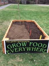 Grow Food Everywhere! Preschool Family Garden Project