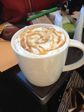 Join us Tuesday evening for Leadership and Lattes at Starbucks!