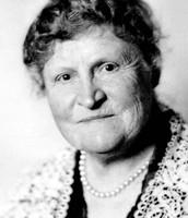 Henrietta Muir Edwards
